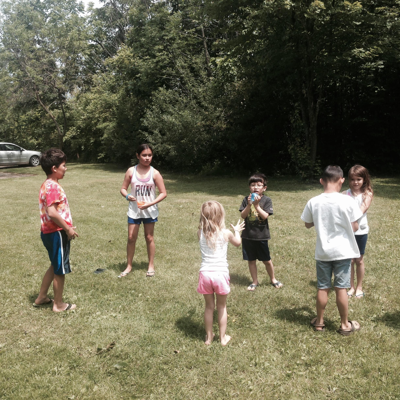 Fun & Games Camping